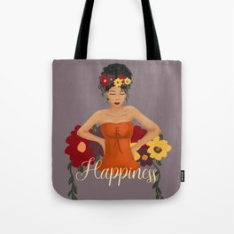 Celebration of Happiness Tote Bag