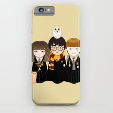 Kokeshis Hermi, Harry and Ron Slim Case iPhone 6s