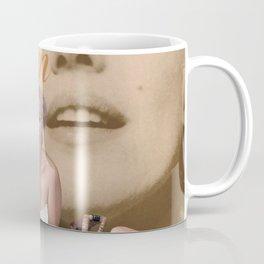 Marilyn Portrait Collage 3 Coffee Mug