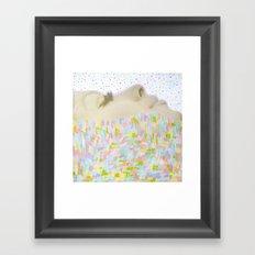 Let The Sunshine In! Framed Art Print