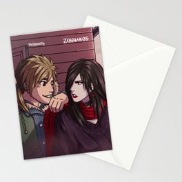 Zoidiakos - November Stationery Cards