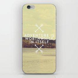 Worthwhile iPhone Skin