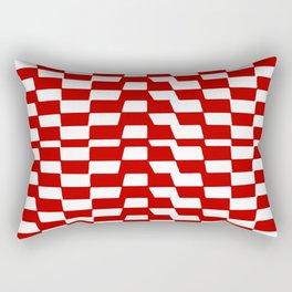 Keeping Tabs Rectangular Pillow