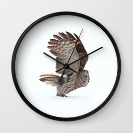 Proceed to runway for take off Wall Clock