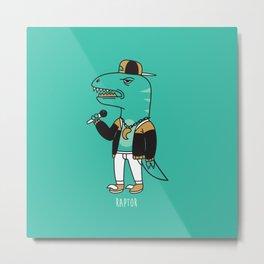 Raptor Metal Print