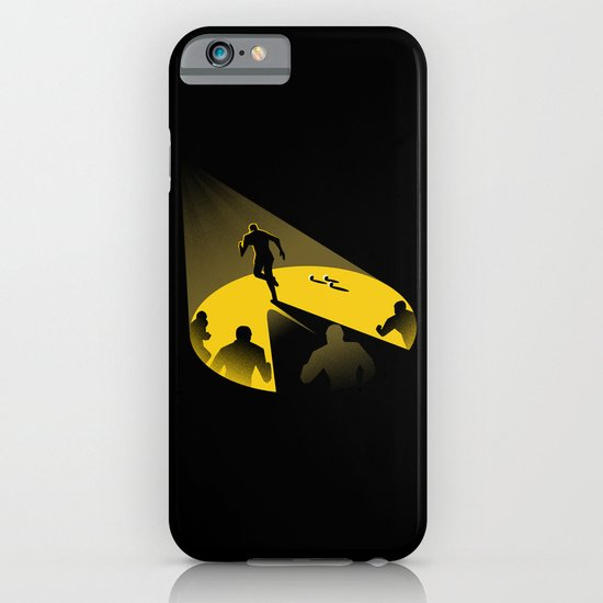 Endless Chase iPhone & iPod Case