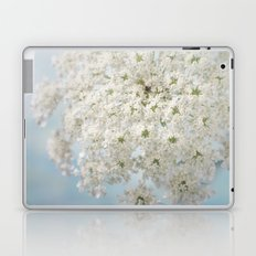 Blue Lace Laptop & iPad Skin