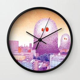 Urban Child Wall Clock