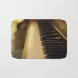 Piano Dream Bath Mat
