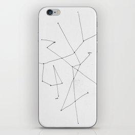 you---------me iPhone Skin