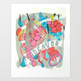 Endeavor Art Print