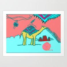 Replica' Art Print