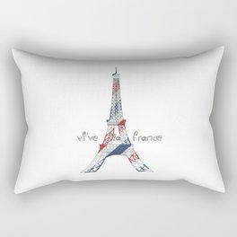 Vive la France Rectangular Pillow