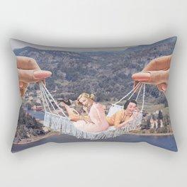 Hangin' Out Rectangular Pillow