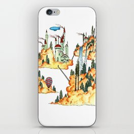 Cloud Forest iPhone Skin