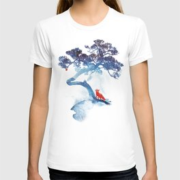 The last apple tree T-shirt