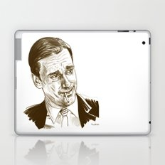 Don Draper (TV character played by Jon Hamm) Laptop & iPad Skin