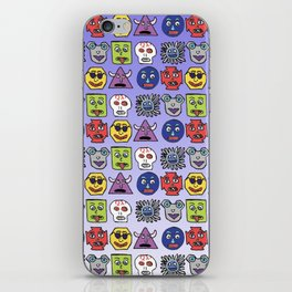 Snood Lovers iPhone Skin