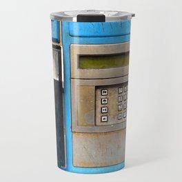 Old fashioned phone Travel Mug