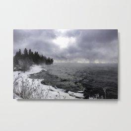 Stony Point Metal Print