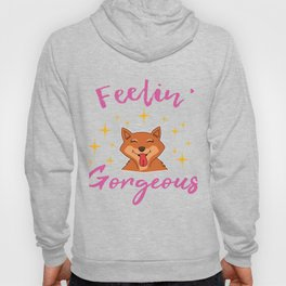 Be gorgeous inside and out with these funny and cute tee design. Tell the them how beautiful you are Hoody
