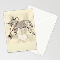 Love: A Bitch Stationery Cards