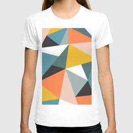 Modern Geometric 36 T-shirt
