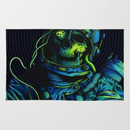 Skelenaut V1 (Color) Rug