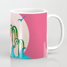 060 - Waiting for the big wave Coffee Mug