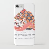 valentines iPhone & iPod Cases featuring Valentines by Mouni Feddag