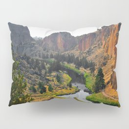 Desert Rock Valley Pillow Sham