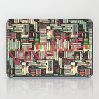 music iPad Cases featuring music  by mark ashkenazi