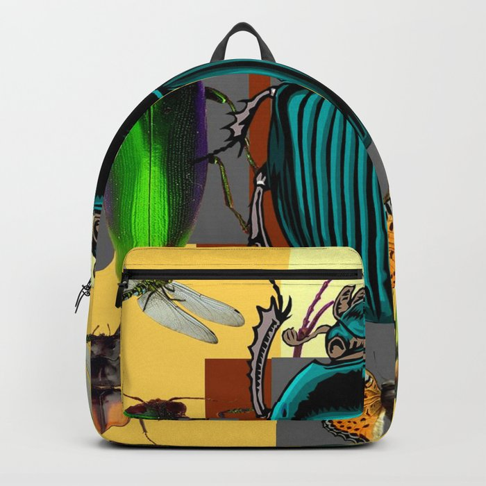 BUGGY INSECT LOVERS ART Backpack