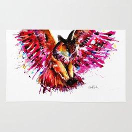 Flying Owl Rug
