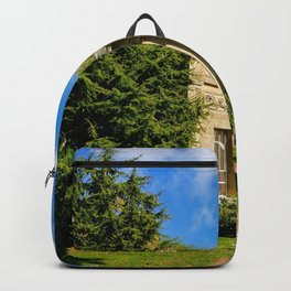 Temple Greenhouse (V2) Backpack
