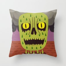 Misery Throw Pillow
