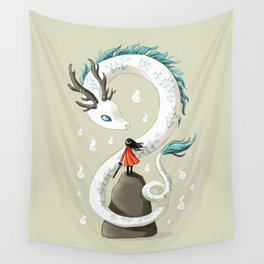Dragon Spirit Wall Tapestry