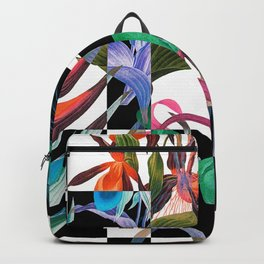 GEOMETRIC ABSTRACT PATTERN Backpack