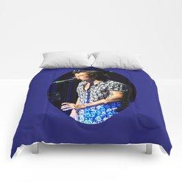 You Look So Good in Blue Comforters
