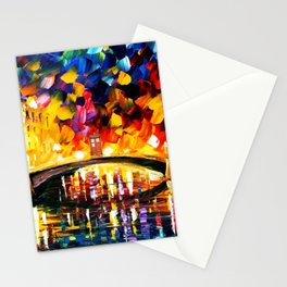 Tardis Stay At The Bridge Stationery Cards