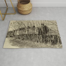 Pochino steam dereliction Rug