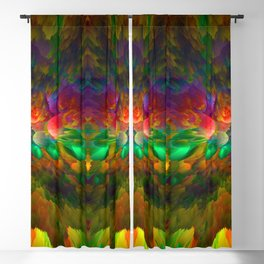 FEATHERS X Blackout Curtain