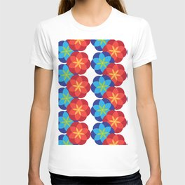 Twin Blooms T-shirt