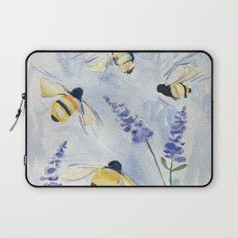 Summer Bees Laptop Sleeve