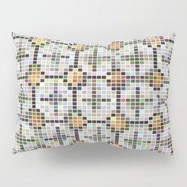 Pixel Art Mosaic #32 Pillow Sham