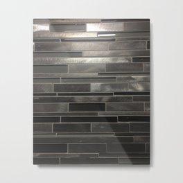 flawed tile Metal Print