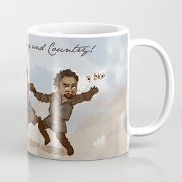 For King and Country [The Musketeers] Coffee Mug