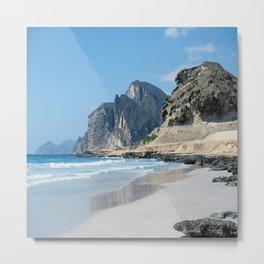 Salalah Oman 10 Metal Print