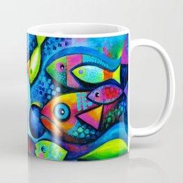 Hello fishies Coffee Mug
