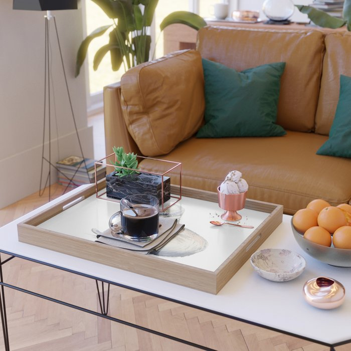 Weather Sealed & Highly Durable Serving Tray